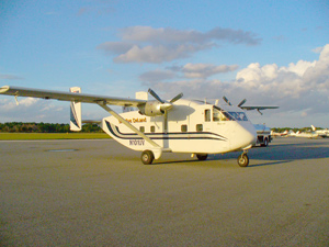 Northstar Air Cargo Skyvan